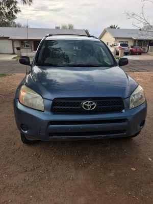 2007 Toyota RAV4 for Sale in Apache Junction, AZ