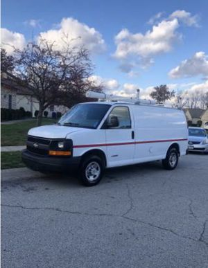 Cargo van 05Chevy express 2500 series. for Sale in Lewis Center, OH