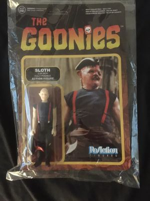 GOONIES Sloth action figure for Sale in Maricopa, AZ