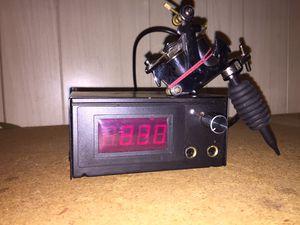 Power Box & Tattoo Gun for Sale in Bethesda, MD