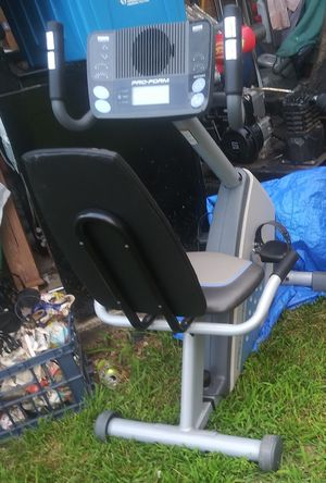 Exercise bike for Sale in Romulus, MI
