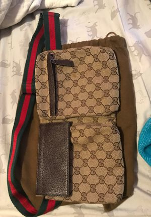 Gucci waist belt bag for Sale in Fontana, CA