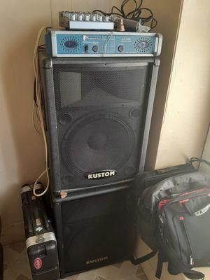 DJ equipment for Sale in Detroit, MI