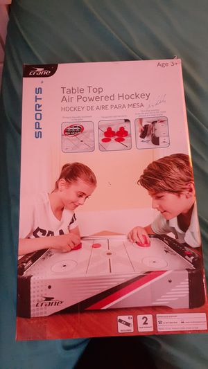Table top air hockey for Sale in Kenneth City, FL