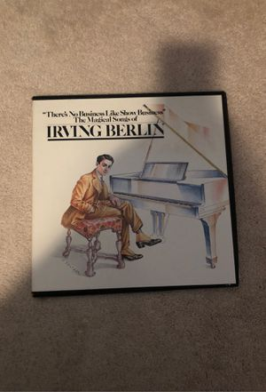 Irving Berlin four record set for Sale in Puyallup, WA
