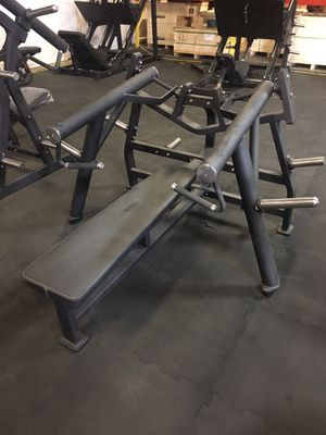 Plate Loaded Olympic Iso Lateral Horizontal Chest Press for Sale in Houston, TX