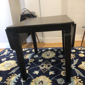 Dining Table - Drop Leaf Solid Wood for Sale in Brooklyn, NY