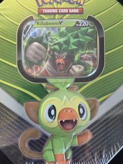 Pokemon Galar Partners Tin RillaboomV for Sale in Baldwin Park,  CA