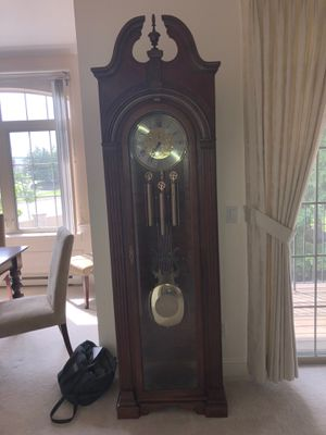 Ridgeway grandfathers clock for Sale in Cleveland, OH