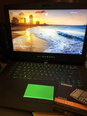 Alienware R3 Gaming Laptop for Sale in Savannah, GA