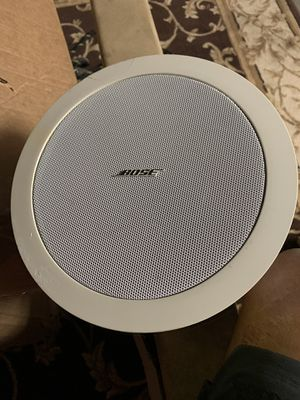 8 Bose ceiling speakers for Sale in Aurora, CO