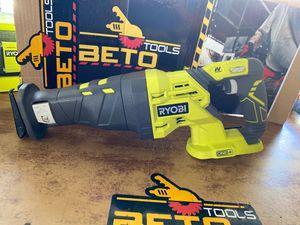 Ryobi One 18v reciprocating saw for Sale in La Puente, CA