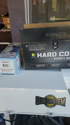 Grow light kit for Sale in CRYSTAL CITY, CA