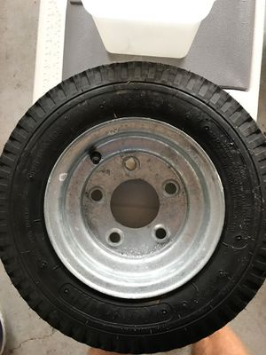Load star trailer tire 4.80/4.00-8 for Sale in Deerfield Beach, FL