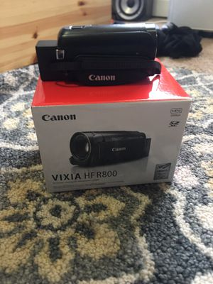 Canon Camcorder for Sale in Monticello, MN