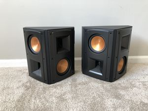 Klipsch RS52 II Reference Surround Speakers for Sale in Mount Prospect, IL