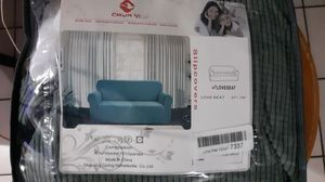 Chun yi hokway couch/cushions slipcovers for Sale in Indio, CA