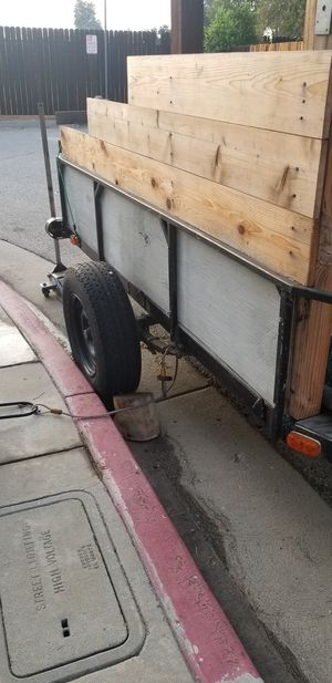 Utility trailer 5×10 for Sale in Los Angeles, CA