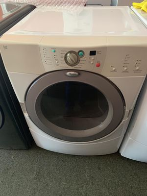 🖲🖲Whirlpool gas dryer 🖲🖲 for Sale in Riverside, CA