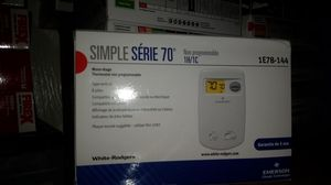 Digital thermostats new $13 each one for Sale in Houston, TX