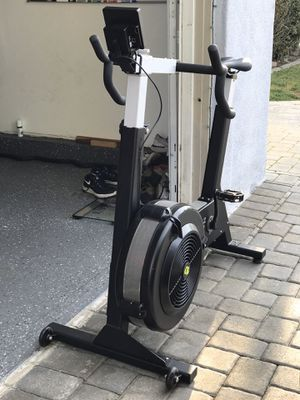 Concept2 BikeErg with PM5 monitor for Sale in Irvine, CA