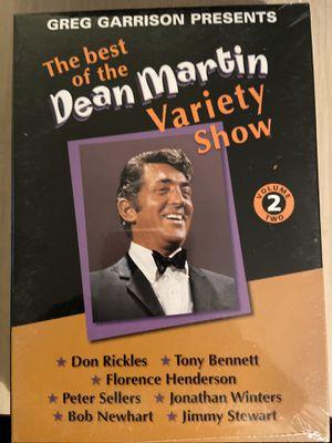 Dean Martin Varity Show 12 DVD Set for Sale in Tucson, AZ