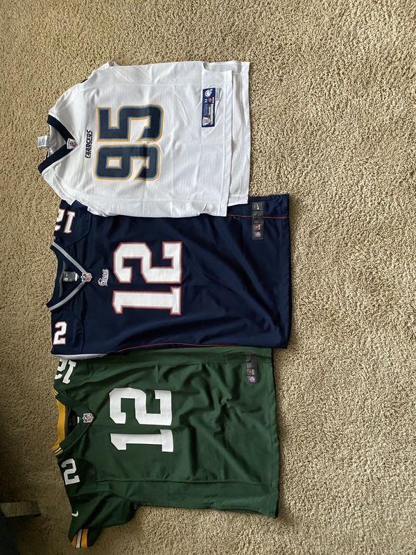 Bundle Youth NFL jerseys