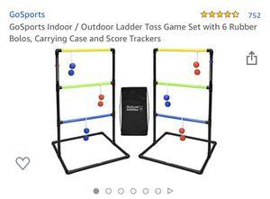 Ladder toss game set for Sale in Carrollton, TX
