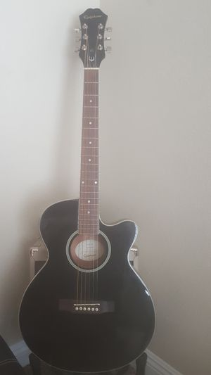 Epiphone Acoustic/Electric for Sale in North Las Vegas, NV