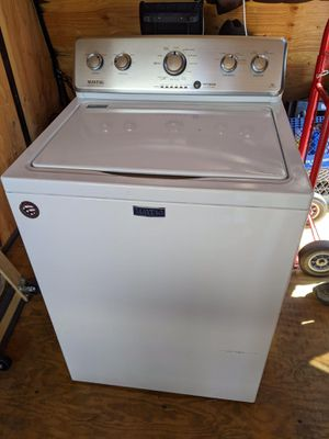 Maytag washer 1 year old works great $350 for Sale in South Jordan, UT