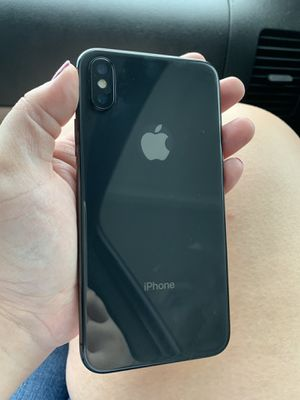 iPhone X 64gb factory unlocked Great condition, paid off and ready for simcard At&t metropcs tmobile simple mobile Verizon cricket net10 sprint boost for Sale in Miami, FL