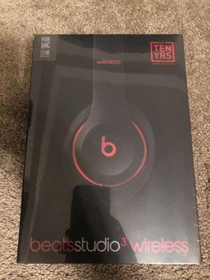 Beats studio 3 wireless for Sale in Takoma Park, MD
