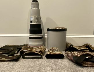 Canon 600mm EF 1:4L IS II USM Lens for Sale in Tigard,  OR