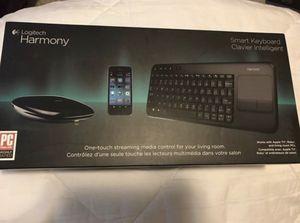 Logitech Harmony Smart Keyboard for Sale in Puyallup, WA