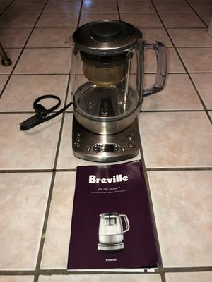 Breville Tea Maker for Sale in Derry, NH