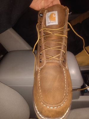Carhartt boots for Sale in Clinton, IL