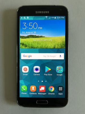Samsung Galaxy S5 Verizon Black for Sale in Brooklyn, NY