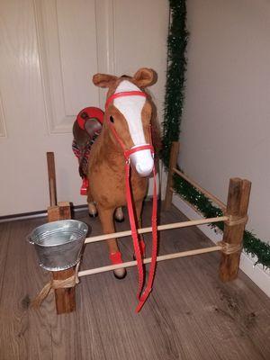My Life Horse Doll🐴🐎like new for Sale in San Bernardino, CA