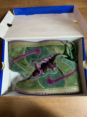 VNDS Skunk Nike Sb Size 9.5 $800 for Sale in San Francisco, CA
