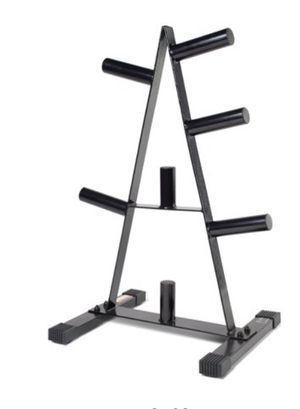 Olympic barbell weight tree for Sale in Prairieville, LA