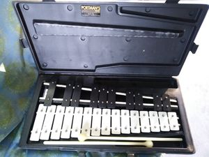 Portsman xylophone & case for Sale in Springfield, GA