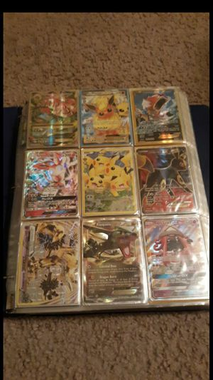 800+ CARDS REDUCED PRICE POKEMON CARD COLLECTION for Sale in Glendale, CA