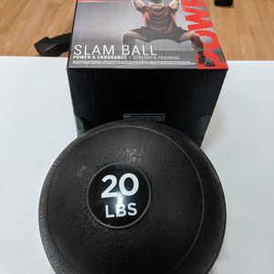 20 LB Slam Ball for Sale in Snohomish, WA