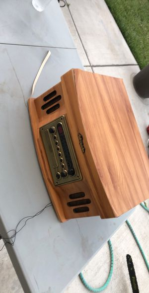 Record player, CD player, radio for Sale in Manteca, CA