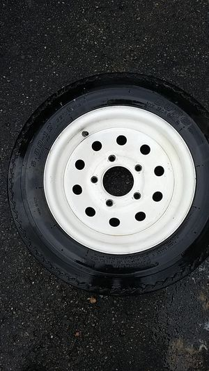 Trailer spare tire for Sale in Lawton, MI