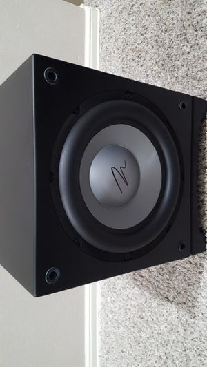 MARTIN-LOGAN DYNAMO 10IN *MINT* POWERED SUBWOOFER SPEAKER SYSTEM for Sale in Bothell, WA