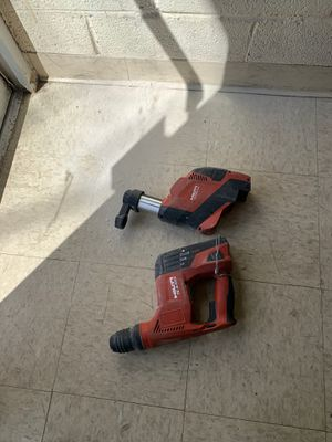 Hammer drill with vac for sale for Sale in Washington, DC