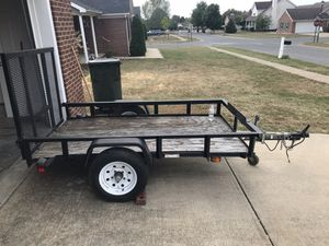 Utility trailer 4x7 for Sale in Georgetown, KY