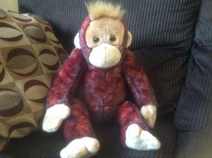 Monkey Stuffed Animal for Sale in Fairfield, CA