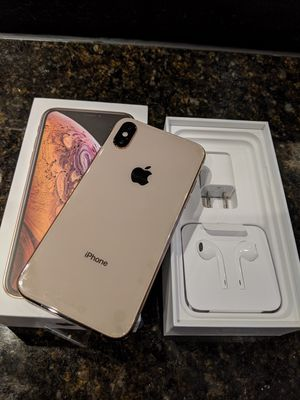 iPhone xs 64gb brand new with accessories. for Sale in Portland, OR